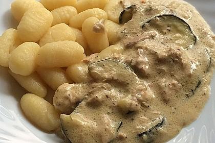 Zucchini - Thunfischpfanne 34