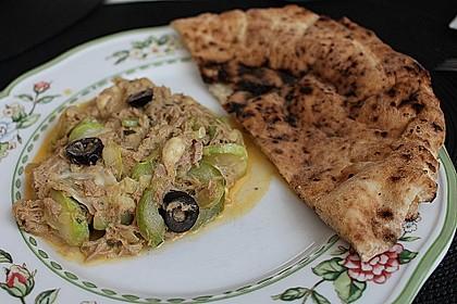 Zucchini - Thunfischpfanne 19