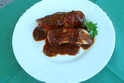 Zappes, eine besondere Grillsauce (Bild)