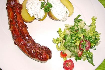 Zappes, eine besondere Grillsauce 8