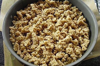 Feiner Johannisbeer - Streuselkuchen 20