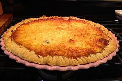 Pfifferlings-Pie mit Hackfleisch 16