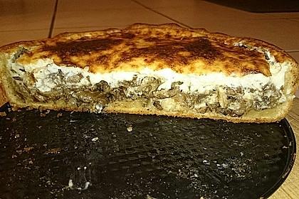 Pfifferlings-Pie mit Hackfleisch 30