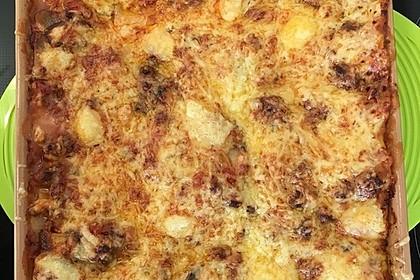 Einfache, schnelle Lasagne 15
