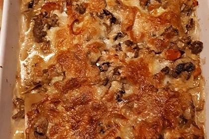 Einfache, schnelle Lasagne 16