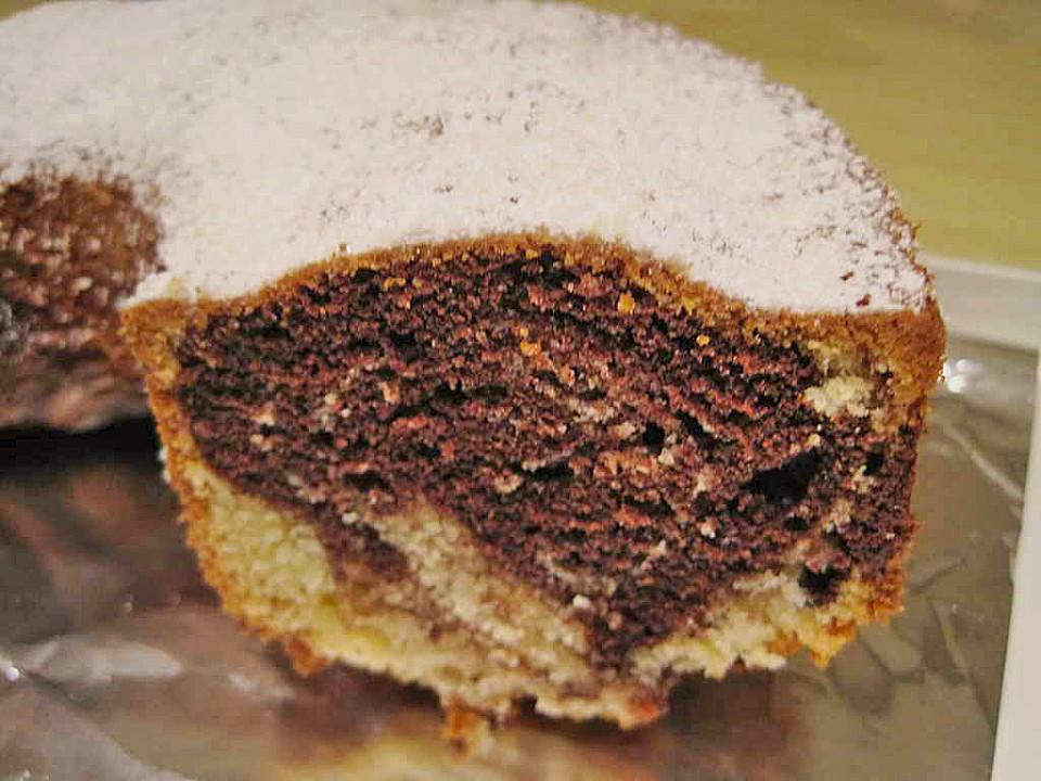 Super Saftiger Marmorkuchen Von Moneypenney Chefkoch De