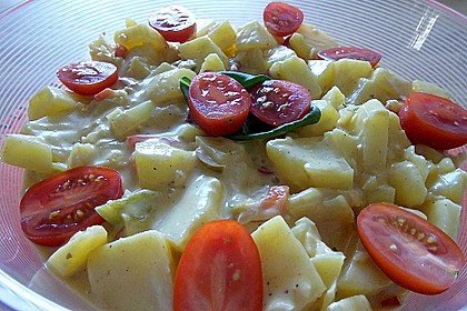Honig - Senf - Kartoffelsalat (Bild)