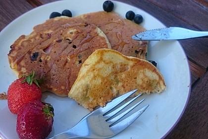 Dicke Obst - Pfannkuchen 25