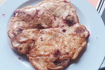 Dicke Obst - Pfannkuchen 50