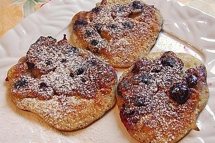 Dicke Obst - Pfannkuchen 22