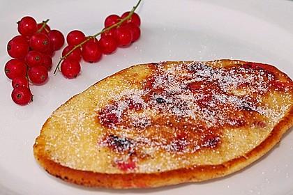 Dicke Obst - Pfannkuchen 9
