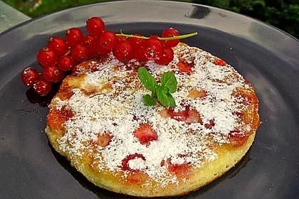 Dicke Obst - Pfannkuchen 2