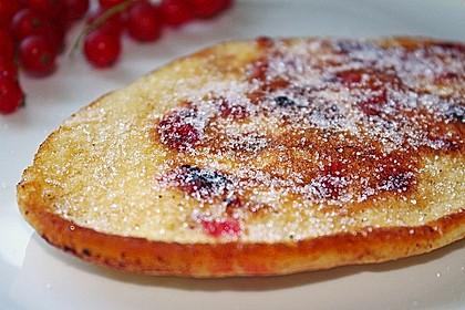 Dicke Obst - Pfannkuchen 5