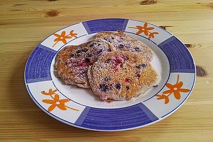 Dicke Obst - Pfannkuchen 52