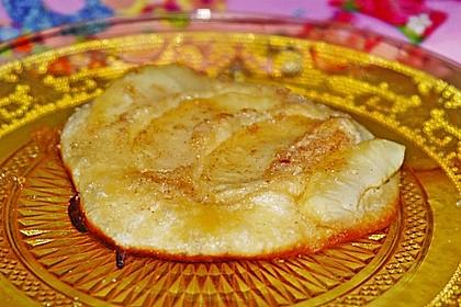 Dicke Obst - Pfannkuchen 60