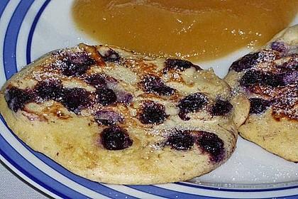 Dicke Obst - Pfannkuchen 28