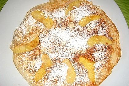 Dicke Obst - Pfannkuchen 15