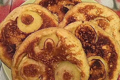 Dicke Obst - Pfannkuchen 66