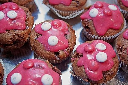 Karamell - Toffee - Muffins 10