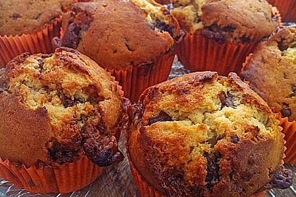 Karamell - Toffee - Muffins 14