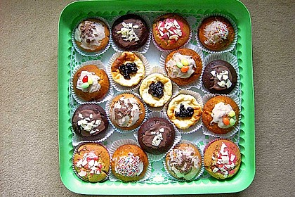 Karamell - Toffee - Muffins 7