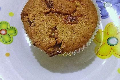 Karamell - Toffee - Muffins 6