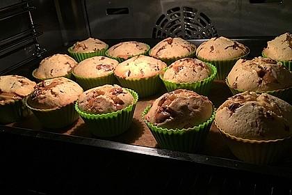 Karamell - Toffee - Muffins 12