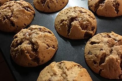Karamell - Toffee - Muffins 15
