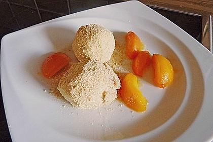 Roros 'auslaufsichere' Anfänger - Aprikosenknödel mit ganzen Früchten - ohne Eier 1