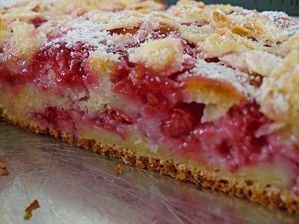 Johannisbeer Marzipan Kuchen Von Mondguckerin Chefkoch De