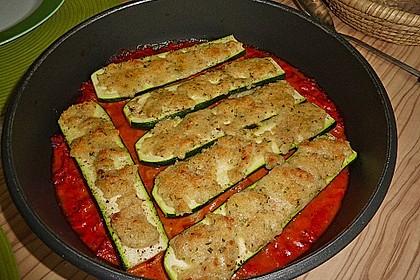 Römische Zucchini 3