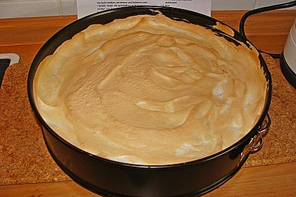 Apfel - Zimt - Kuchen mit Baiser 3