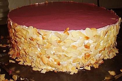 Brombeer - Quark - Torte 18