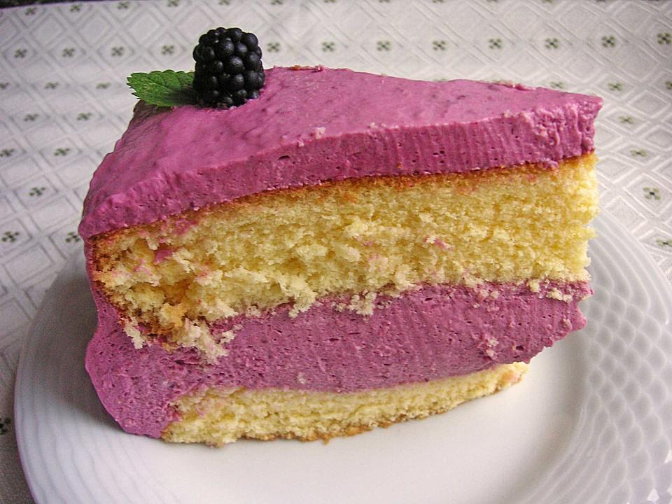 Brombeer Quark Torte Von Lunetta93 Chefkoch De