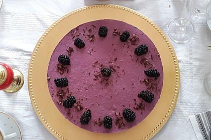 Brombeer - Quark - Torte 13