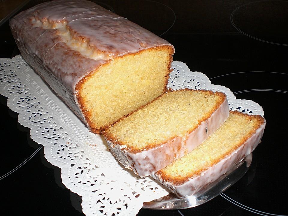 Mandel Zitronen Kuchen Von Bianna Chefkoch De