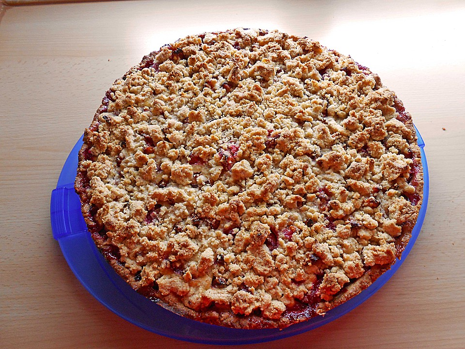 Pflaumen Quark Kuchen Von Apfelzweig Chefkoch De