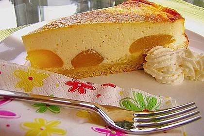 Aprikosen - Mandel - Kuchen 1