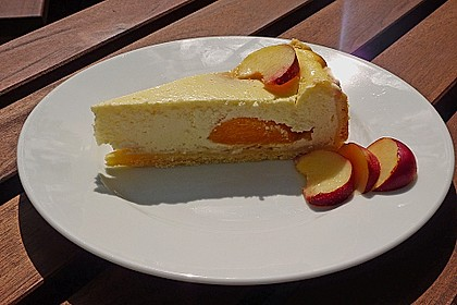 Aprikosen - Mandel - Kuchen 2