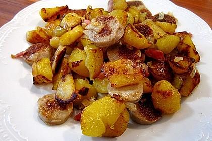 Friedhelms Bratkartoffeln 3