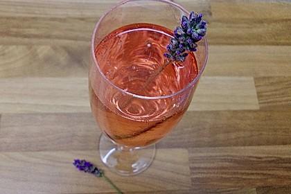 Lavendelsirup 5