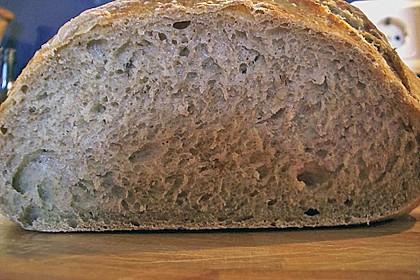 Weizenvollkornbrot (Bild)