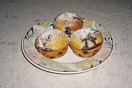 Heidelbeermuffins 26