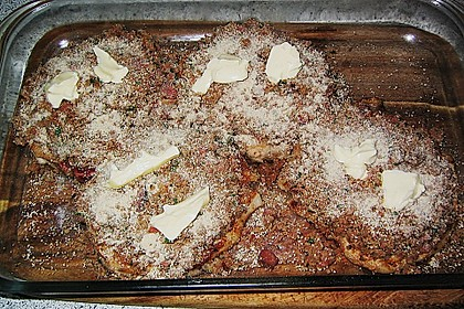 Steaks mit Maronenkruste 8