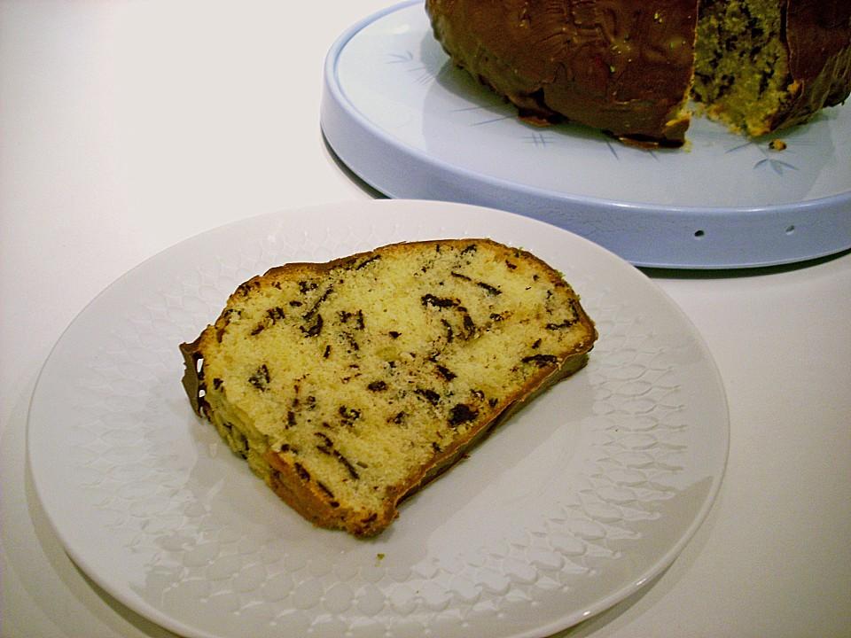 Eierlikorkuchen Mit Schokoflocken Chefkoch De