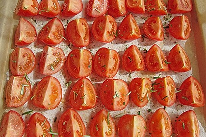 Tomaten selber trocknen 11