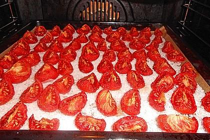 Tomaten selber trocknen 4