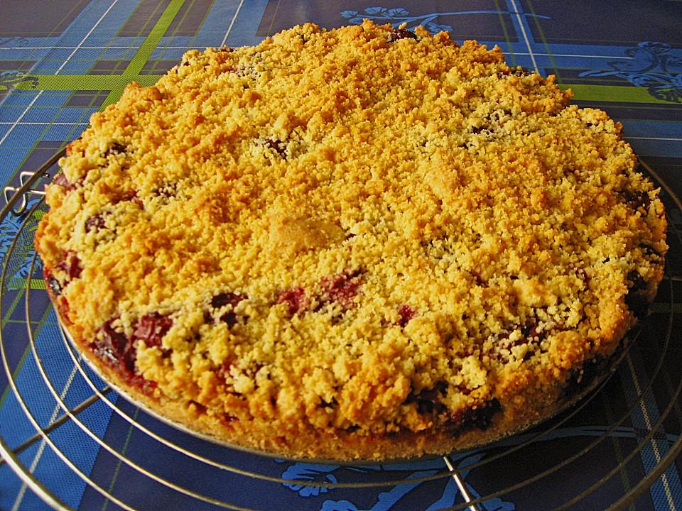 Kirsch Streusel Kuchen Von 7schweinoldi20 Chefkoch De