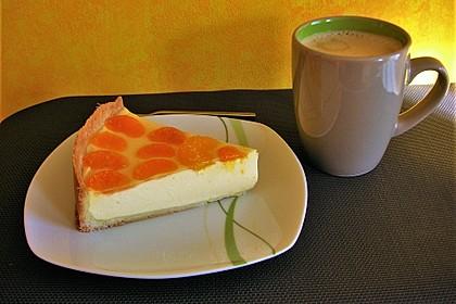 Schmand - Pudding - Mandarinen - Torte 3
