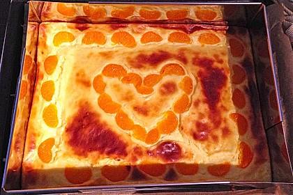 Schmand - Pudding - Mandarinen - Torte 18